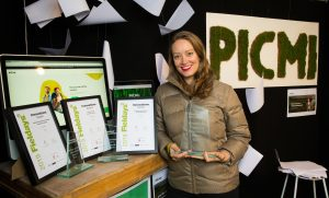 Genevieve Griffin-George, founder of PICMI